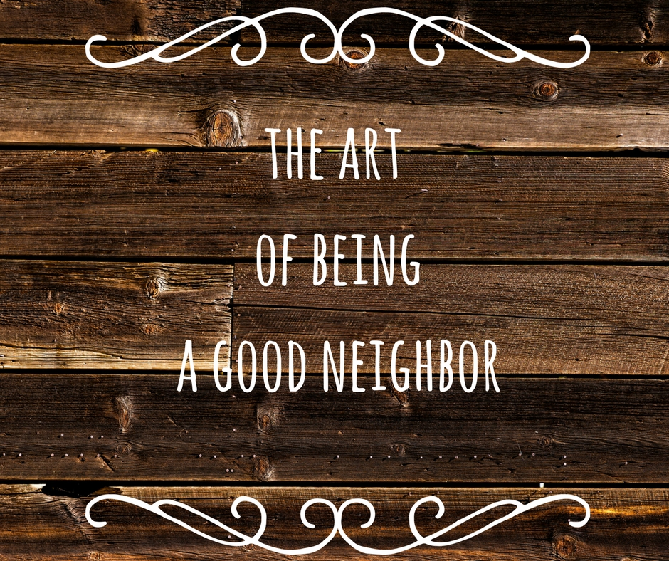 The Art Institute Of Austin >> 15 Ways to Be a Good Neighbor