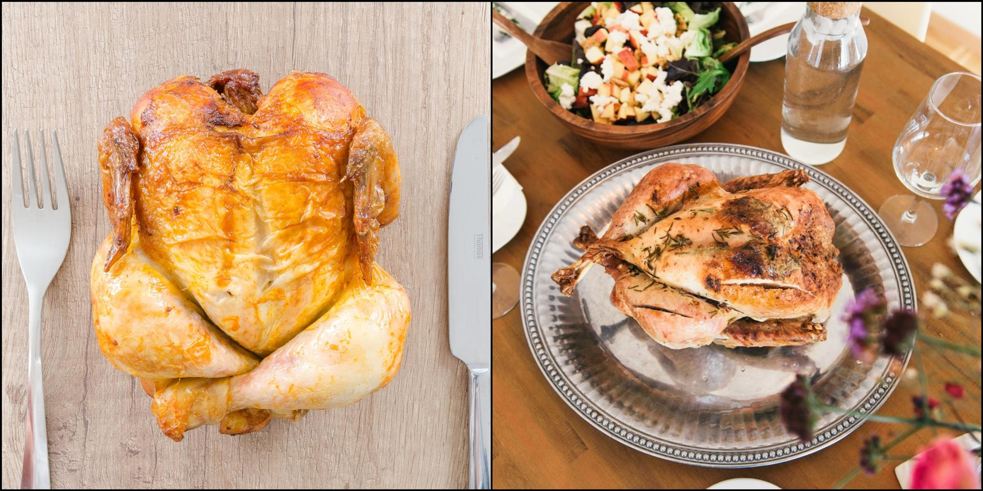 4 Ways to Simplify Your Thanksgiving Feast