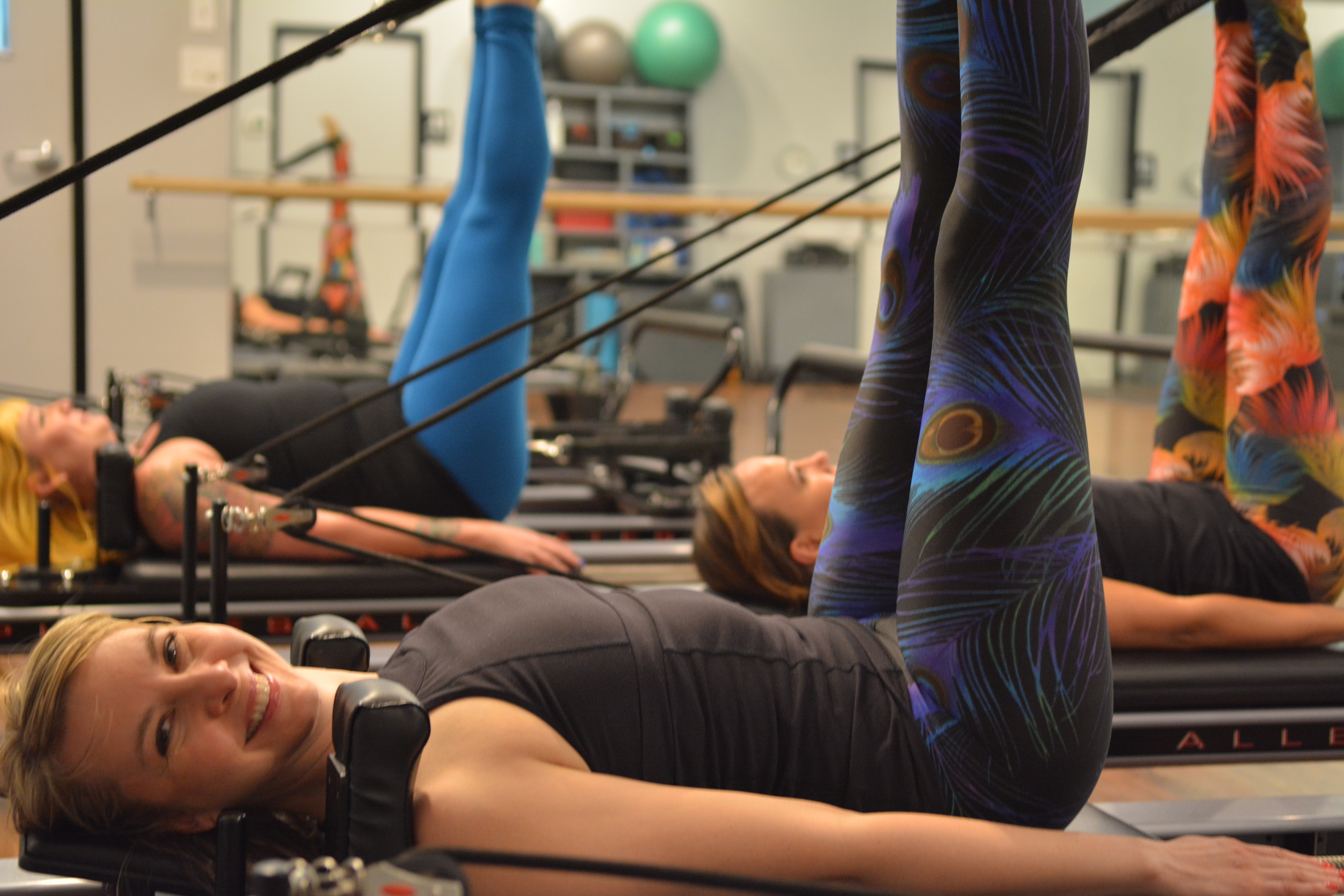 Photo Courtesy of Beth Dukleth from Pilates South Austin