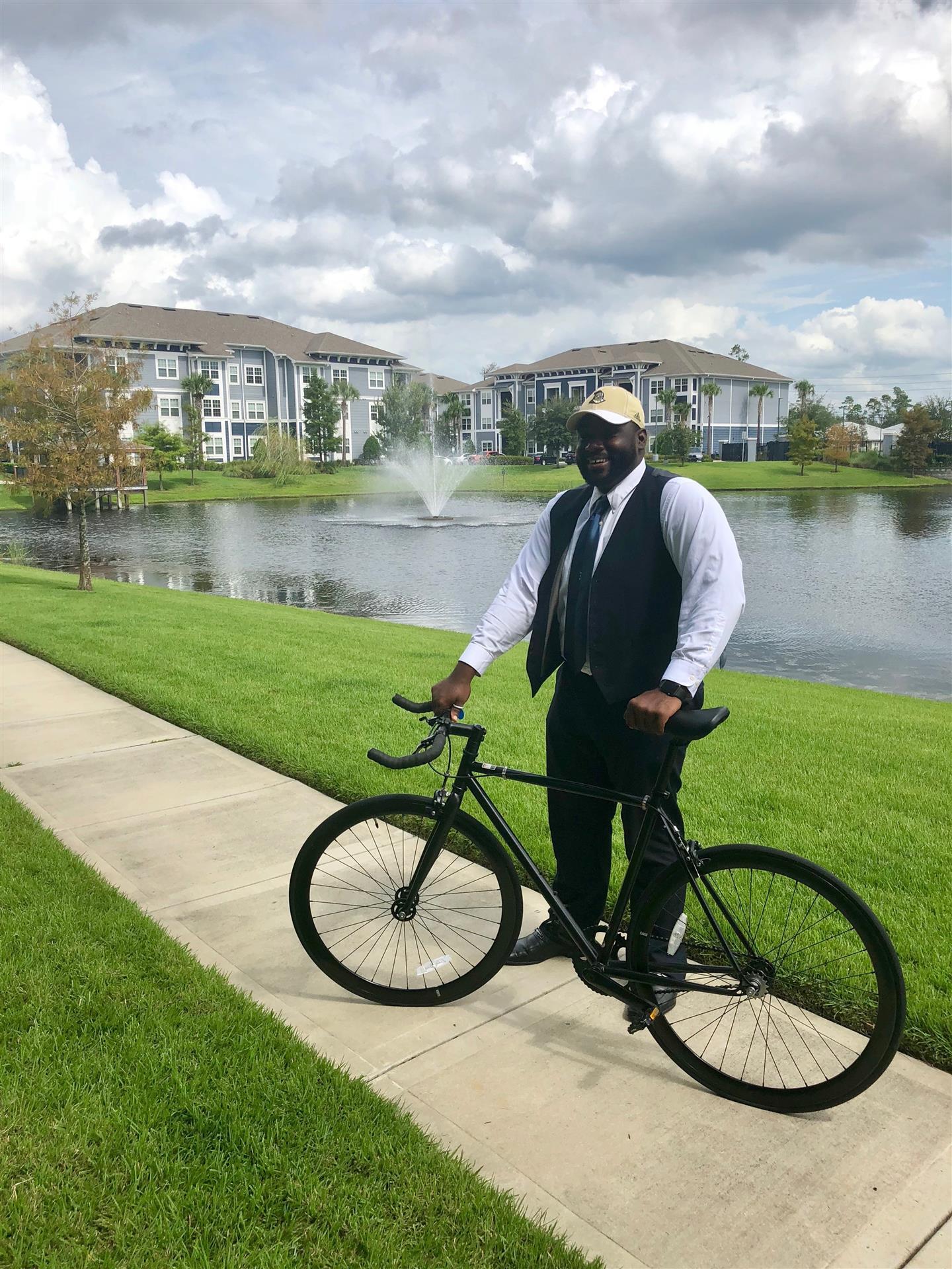 Bike to UCF