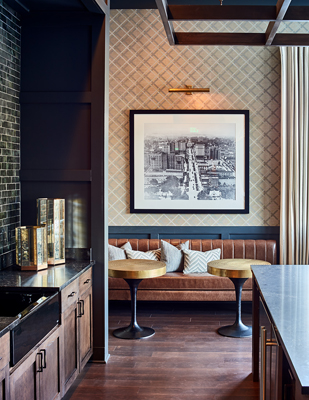 Camden Carolinian Resident Lounge