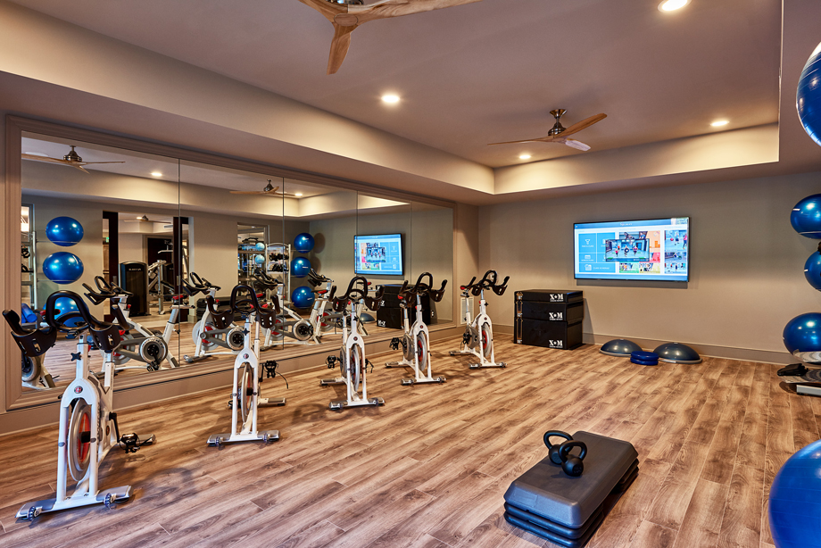 Camden Carolinian Fitness Center