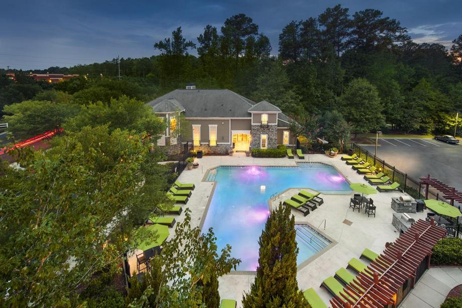 Camdenliving.com Camden Peachtree City's Colorful Oasis