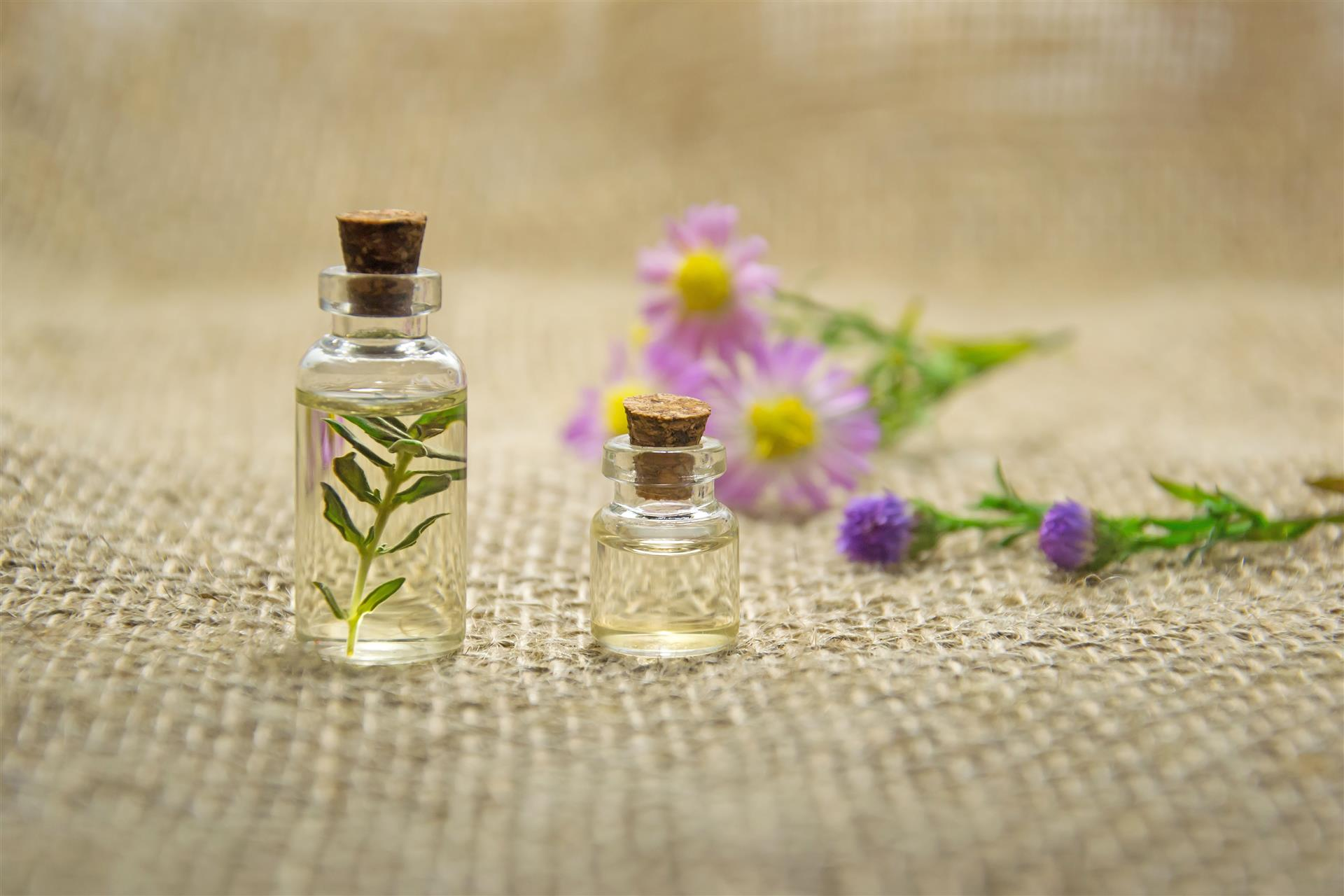 ​Using essential oils for relaxation ​