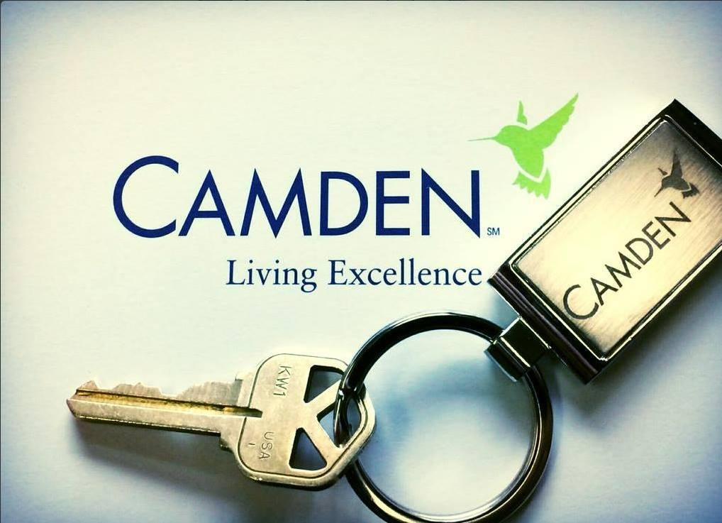 Keys to a Camden home