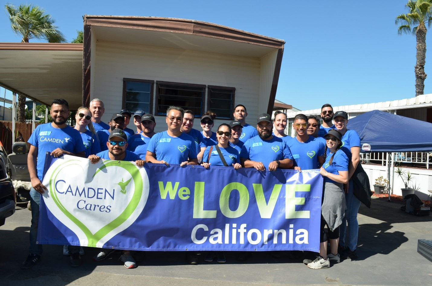 Camden Cares Team