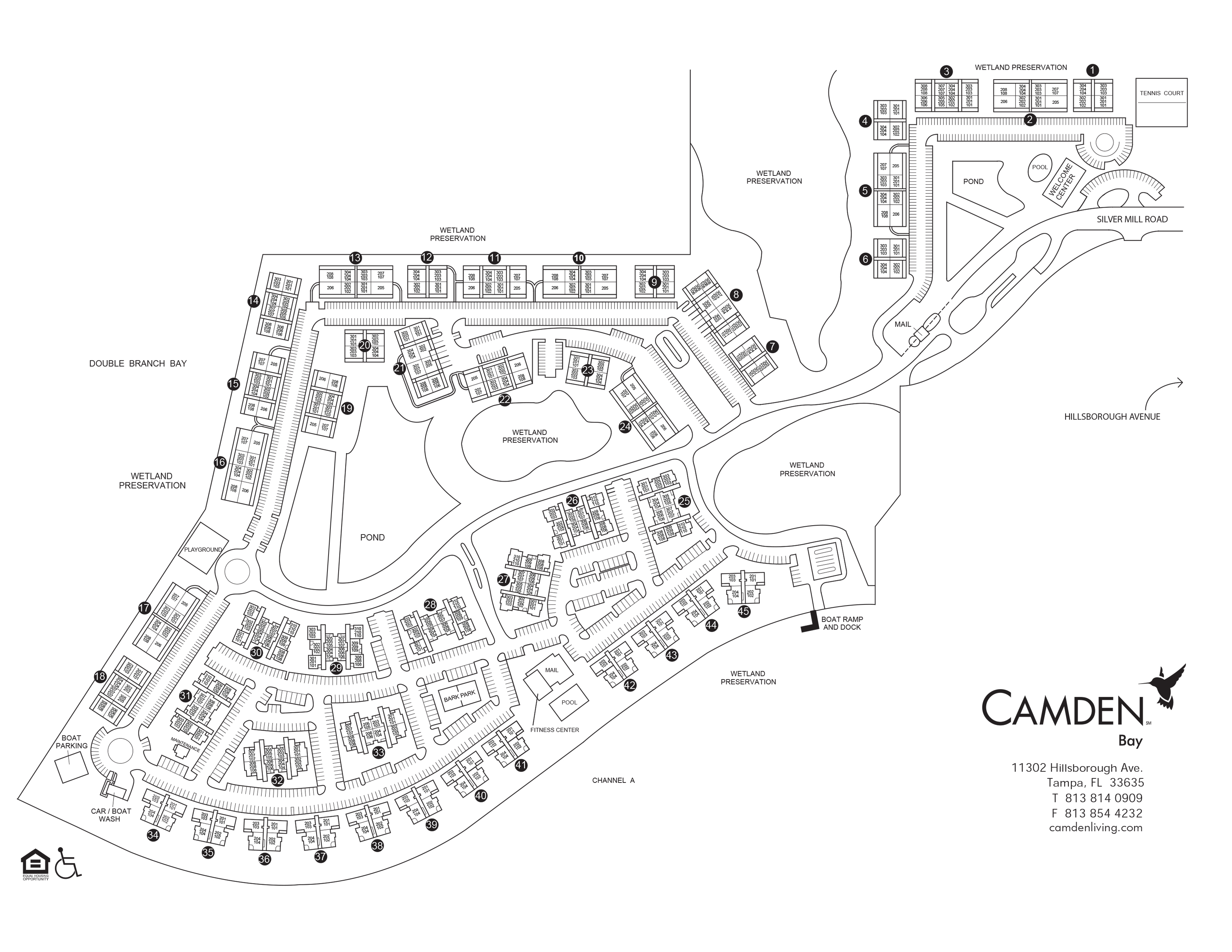 Tampa Bay Florida Map.Apartments For Rent In Tampa Fl Camden Bay