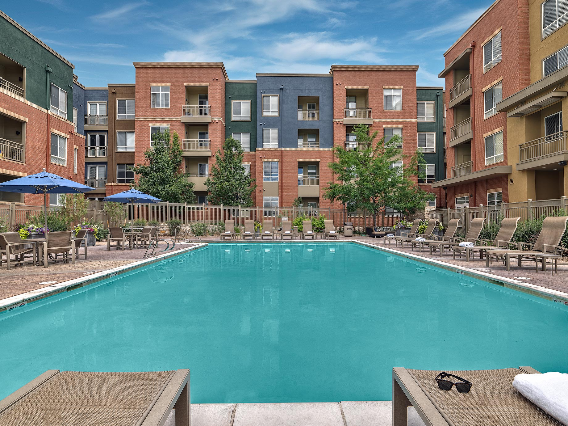 Apartments for Rent in Denver CO Camden Belleview Station