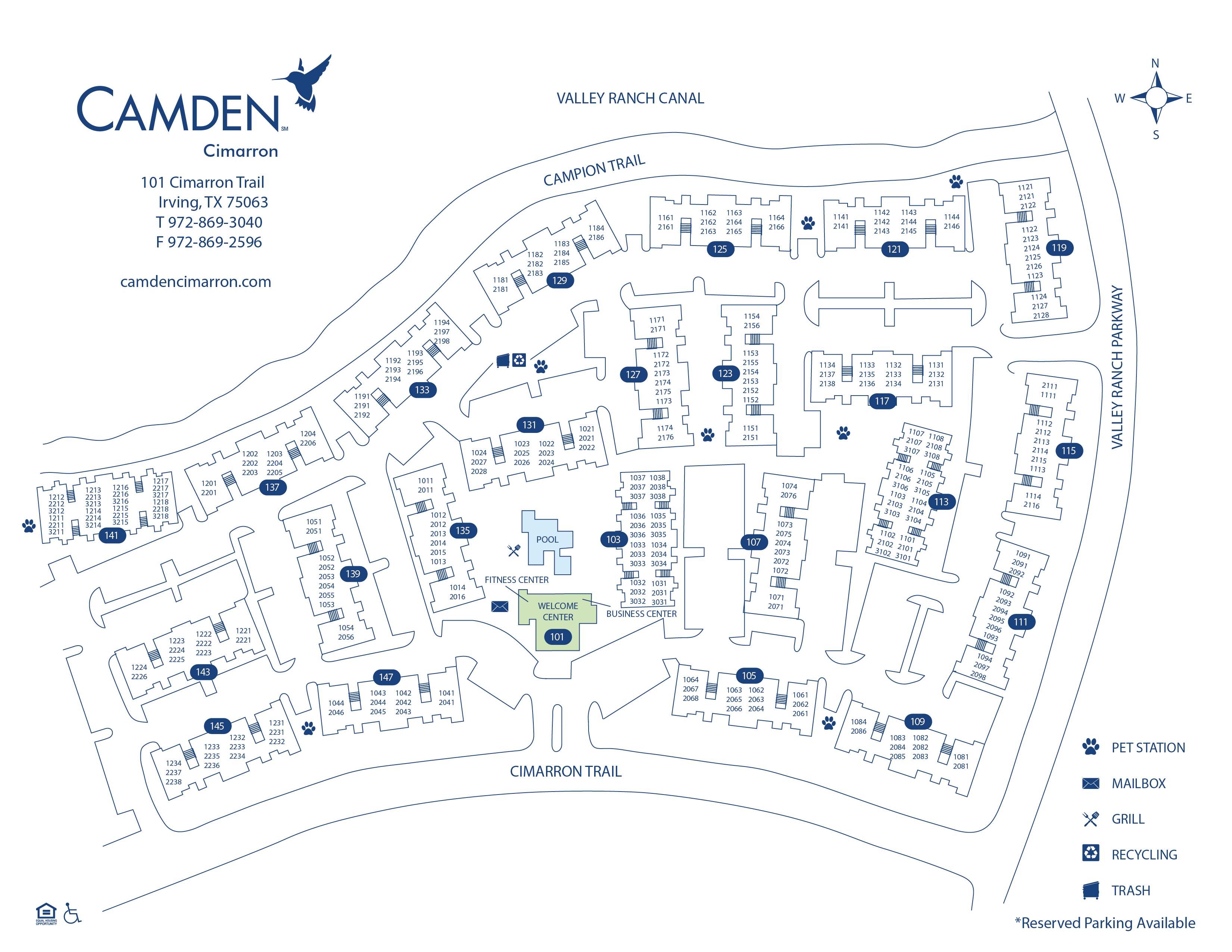 Apartments In Irving Tx Camden Cimarron