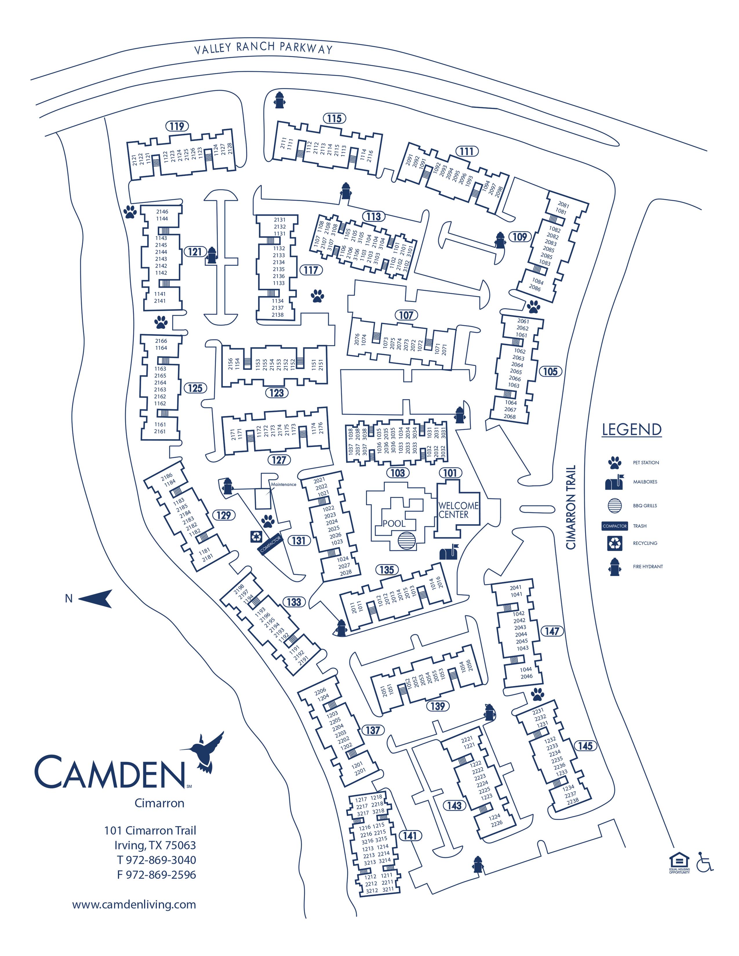 Apartments For Rent In Irving Tx Camden Cimarron