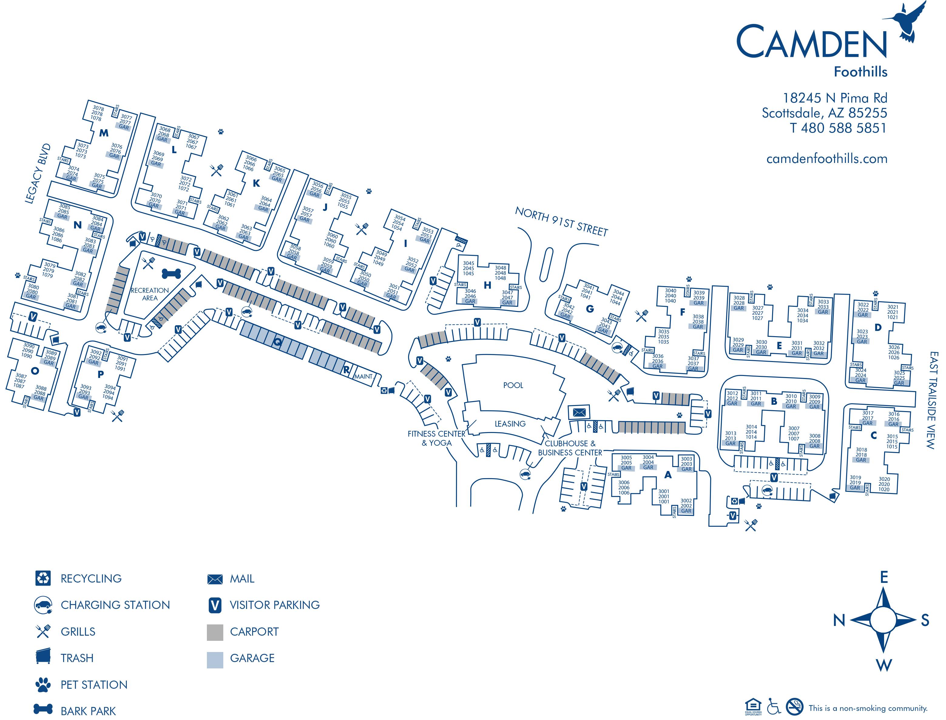 Camden Foothills