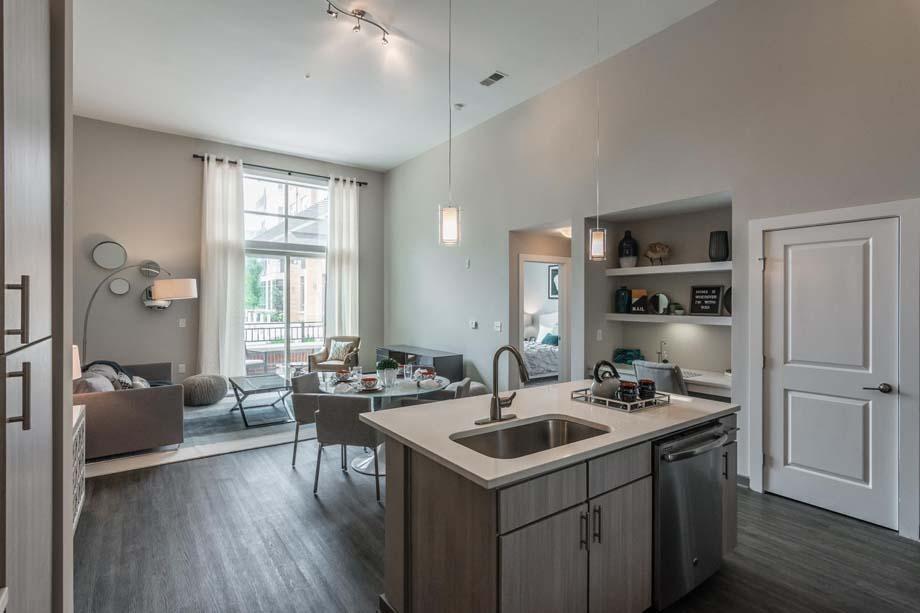 camden-franklin-park-apartments-franklin-tn-gray-interior-island-living-desk.jpg