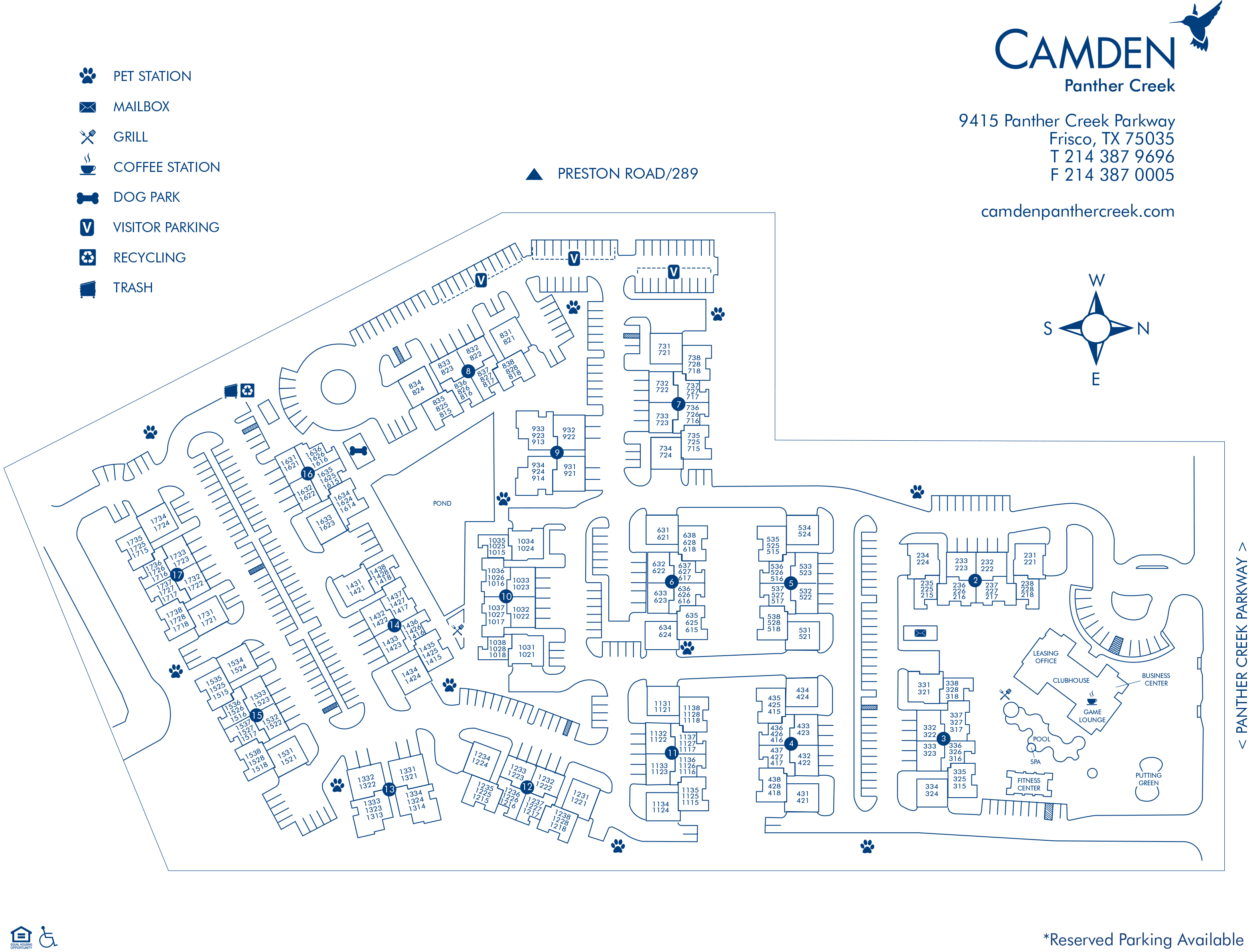 Camden Panther Creek on collin county community college, collin college building map, collin college mckinney tx map,