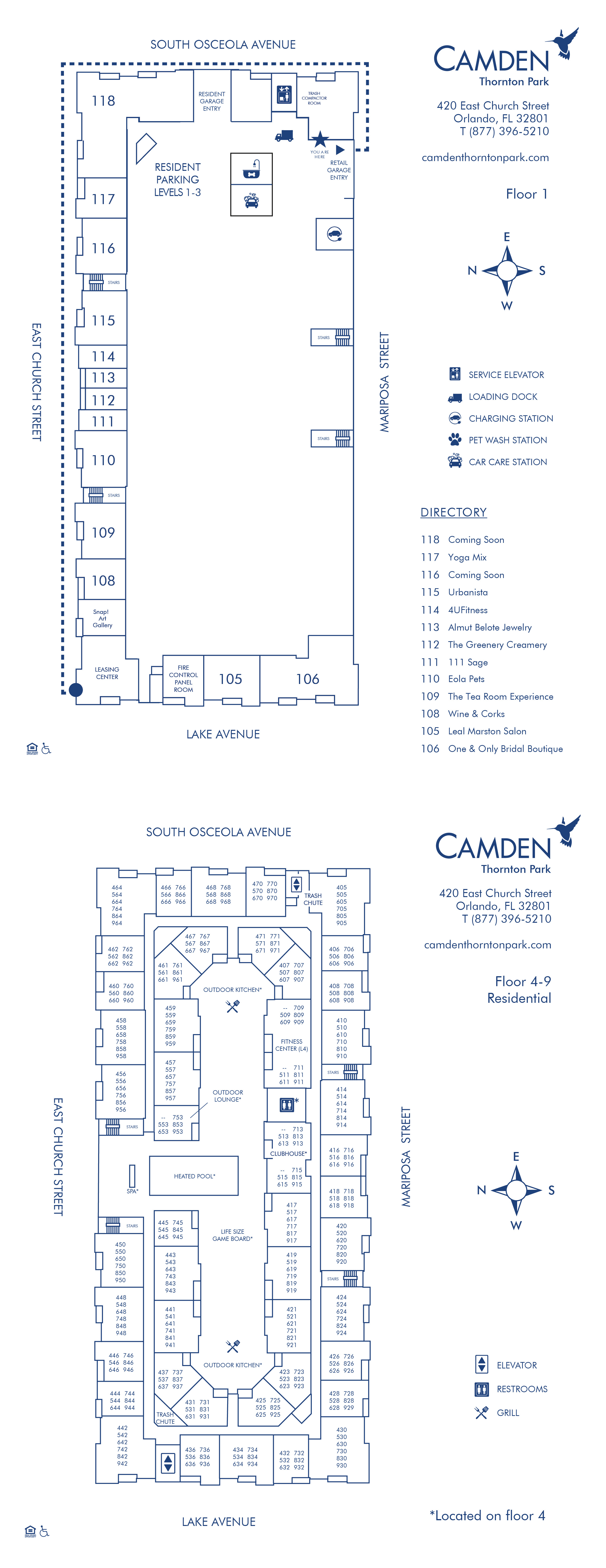 Picture of: Apartments For Rent In Orlando Fl Camden Thornton Park