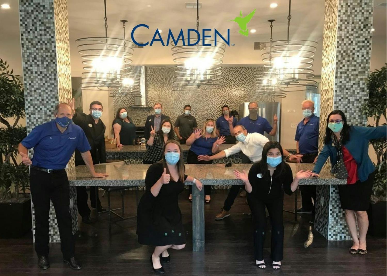 Camden Team Members