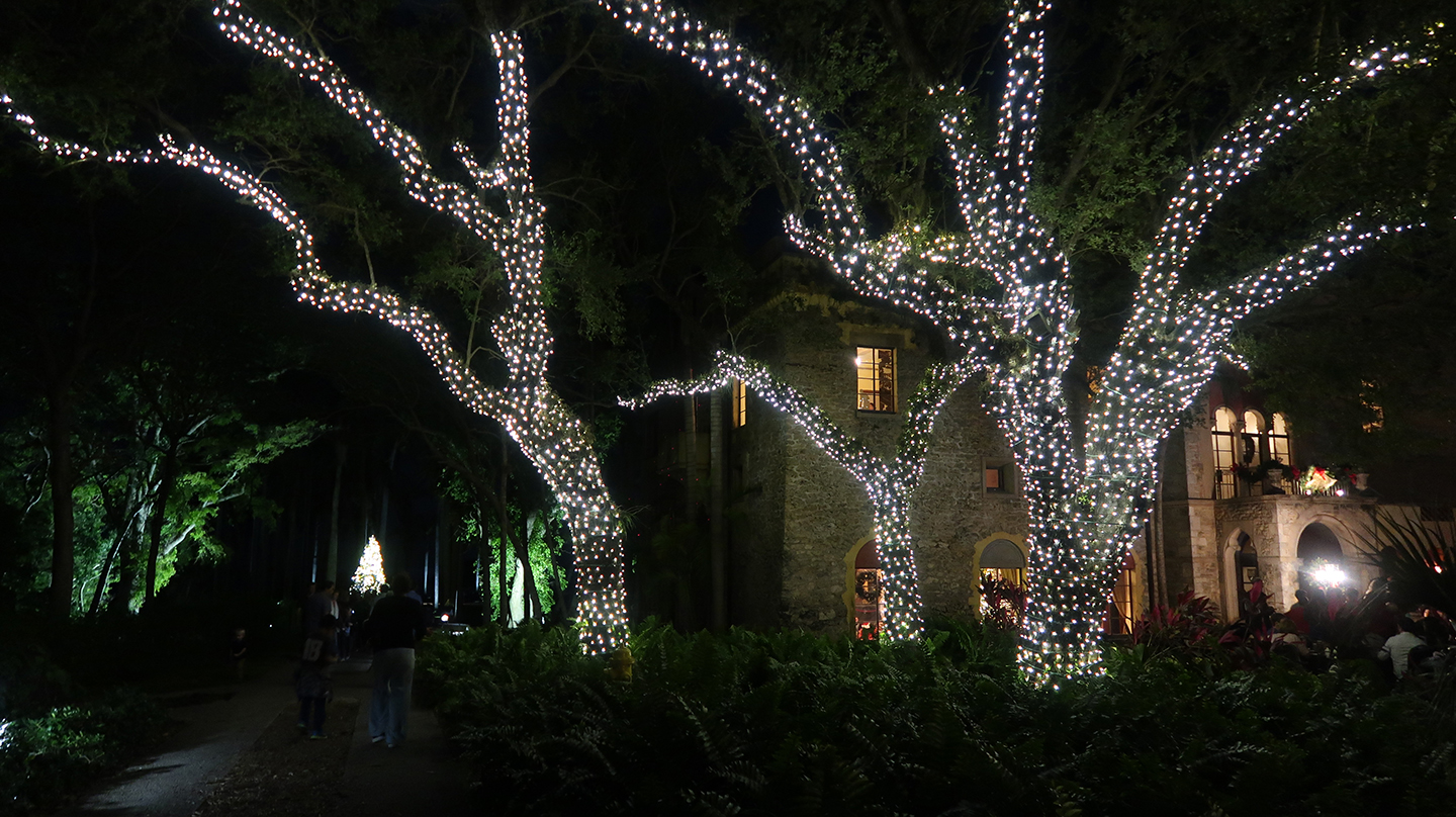Deering Estate Holiday