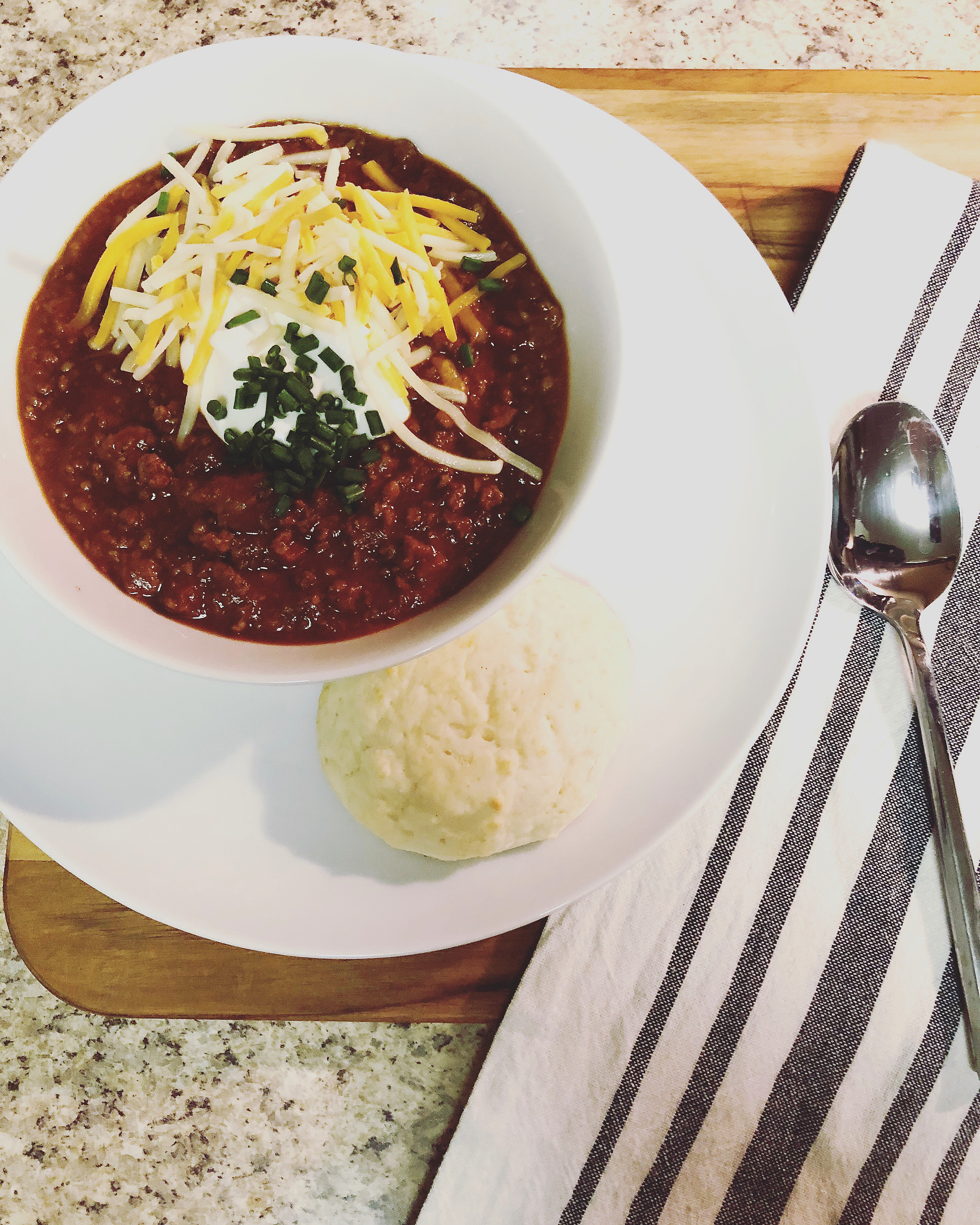 Cooking with Camden - Texas Chili
