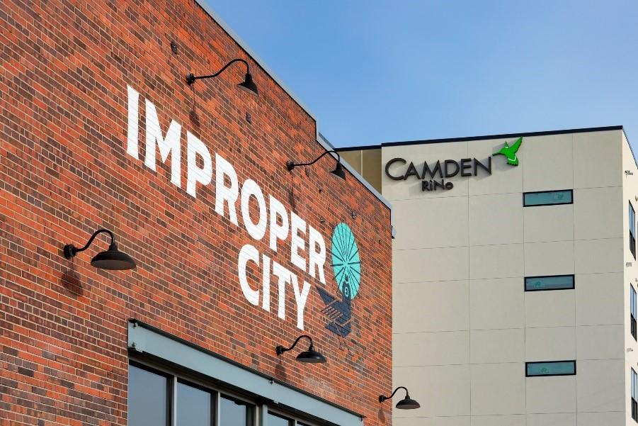Improper City