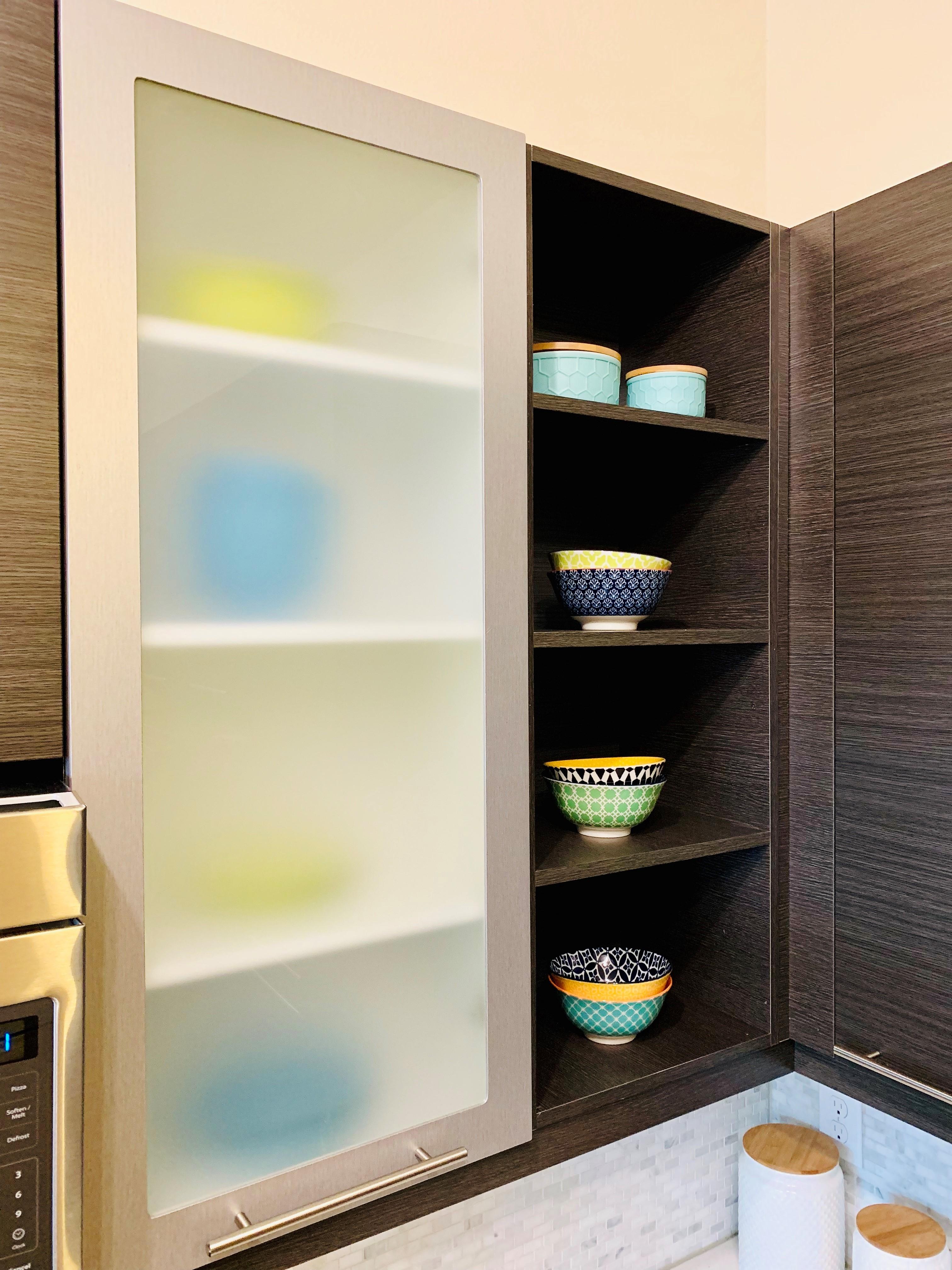 Utlizing Cabinets