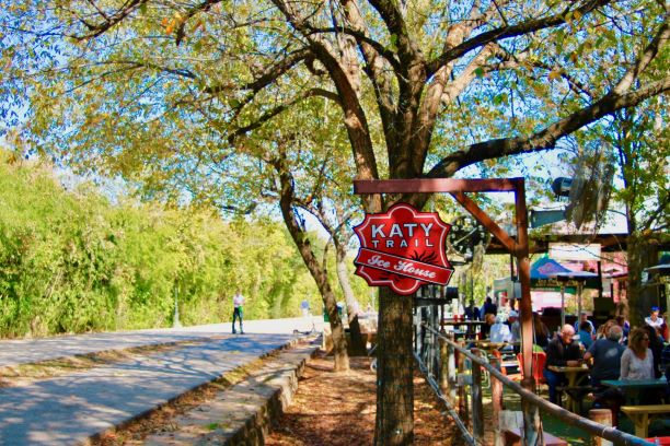 Top 5 Things To Do on the Katy Trail | CamdenLiving.com ... Katy Trail Ice House
