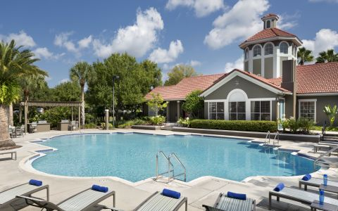 Camden Bay Apartments in Tampa, Florida