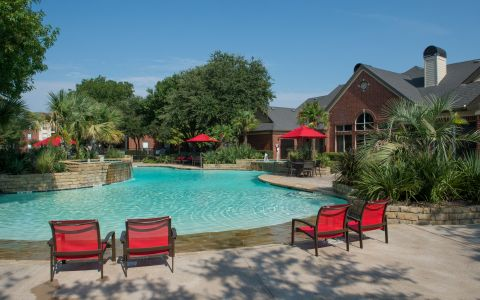 Camden Buckingham Apartments in Richardson, Texas