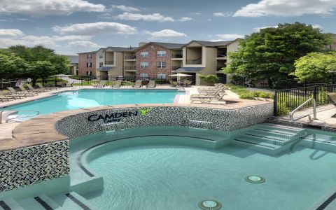 Camden Caley Apartments in Englewood, CO