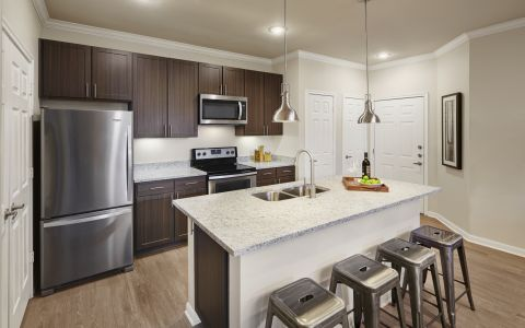Camden Cedar Hills Apartments in Austin, Texas.