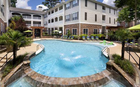 Camden Creekstone Apartments Atlanta, Georgia