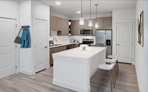 Camden Cypress Creek apartments in Houston, TX
