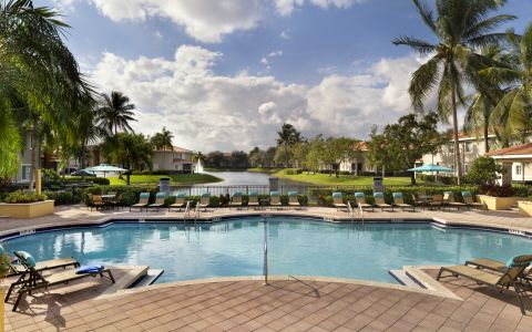 Camden Doral Apartments in Miami, Florida.