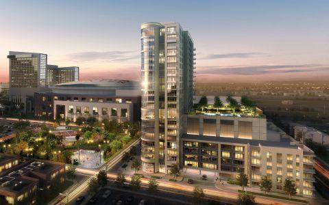 Camden Downtown Houston apartments in Houston, TX