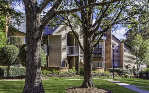 Camden Foxcroft Apartments in Charlotte, NC