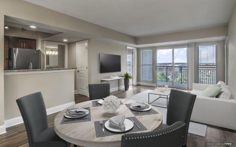 Camden Grandview Apartments In Charlotte North Carolina