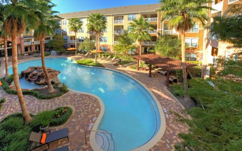 Camden Heights Apartments in Houston, Texas