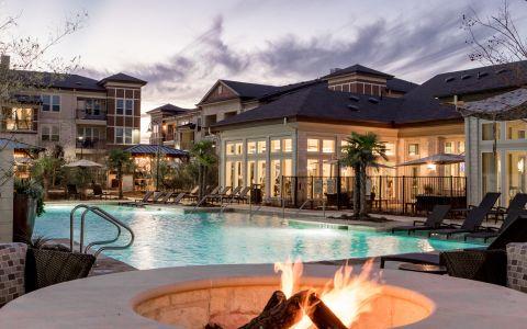 Camden La Frontera Apartments in Round Rock, Texas