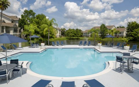 Camden Lee Vista Apartments in Orlando, Florida