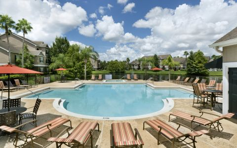 Camden Lee Vista Apartments in Orlando, Florida