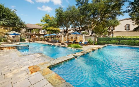 Camden Legacy Park Apartments in Plano, Texas