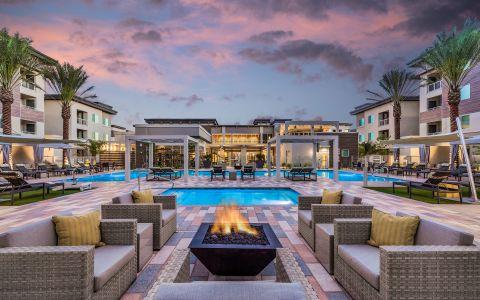 Camden North End Apartments in Phoenix, AZ