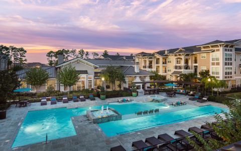 Camden Northpointe Apartments in Tomball, Texas