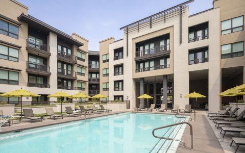 Camden Old Town Scottsdale Pool in Scottsdale, AZ