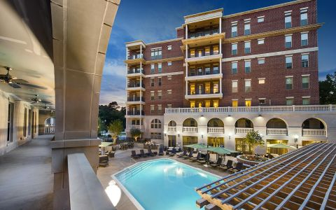 Camden Paces Apartments Buckhead Atlanta Georgia