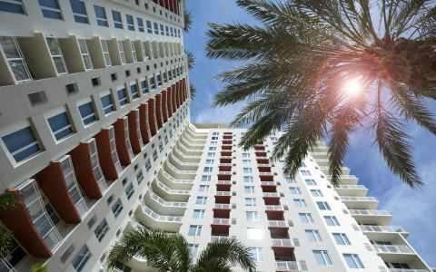 Camden Pier District Apartments in St. Petersburg, FL