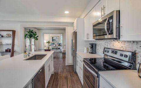 Camden Roosevelt apartments in Washington DC