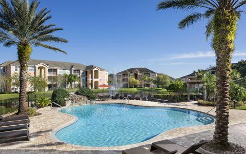 Camden Royal Palms Apartments in Tampa, Florida
