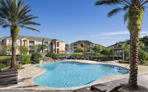 Camden Royal Palms Apartments in Tampa, Florida