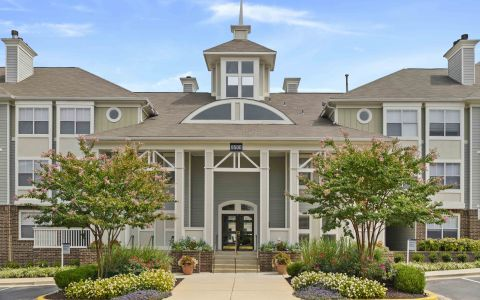 Camden Russett Apartments in Laurel Maryland