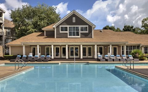 Camden Sedgebrook Apartments in Huntersville, North Carolina