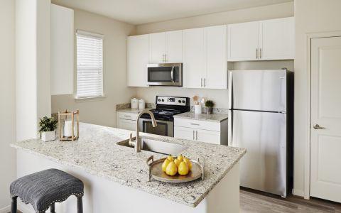 Camden Spring Creek Apartments In Spring, Texas